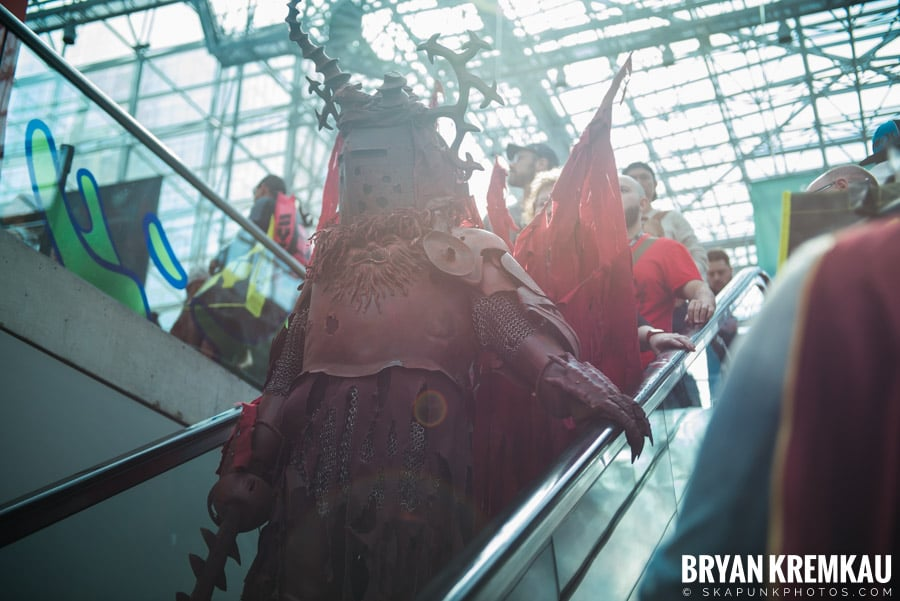New York Comic Con: Thursday, October 5th, 2017 (38)