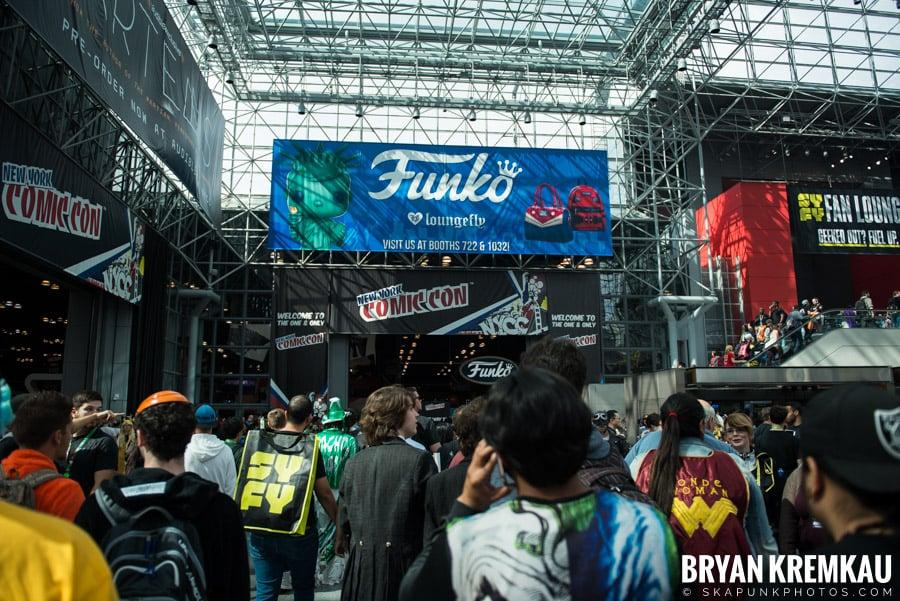 New York Comic Con: Thursday, October 5th, 2017 (37)