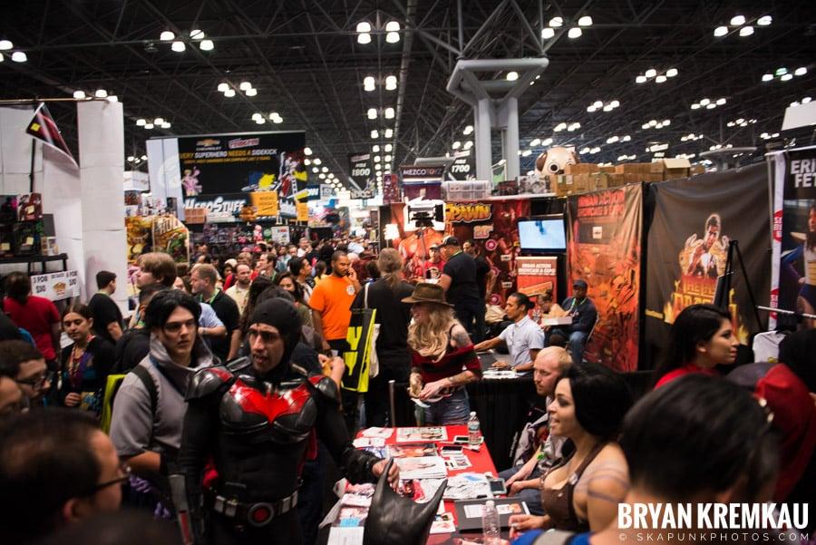 New York Comic Con: Thursday, October 5th, 2017 (35)