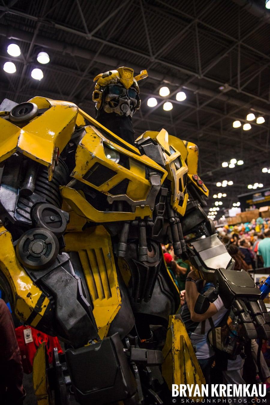 New York Comic Con: Thursday, October 5th, 2017 (32)
