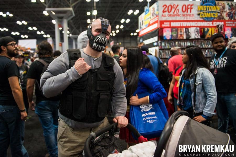 New York Comic Con: Thursday, October 5th, 2017 (30)