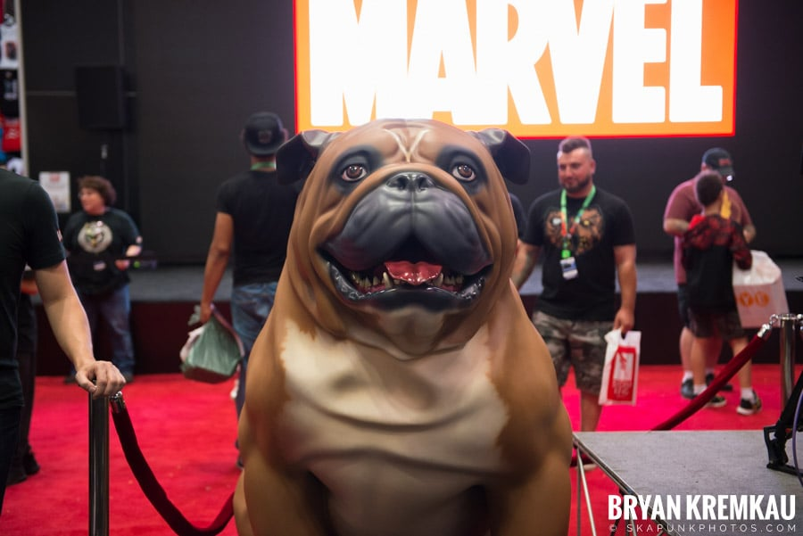 New York Comic Con: Thursday, October 5th, 2017 (27)