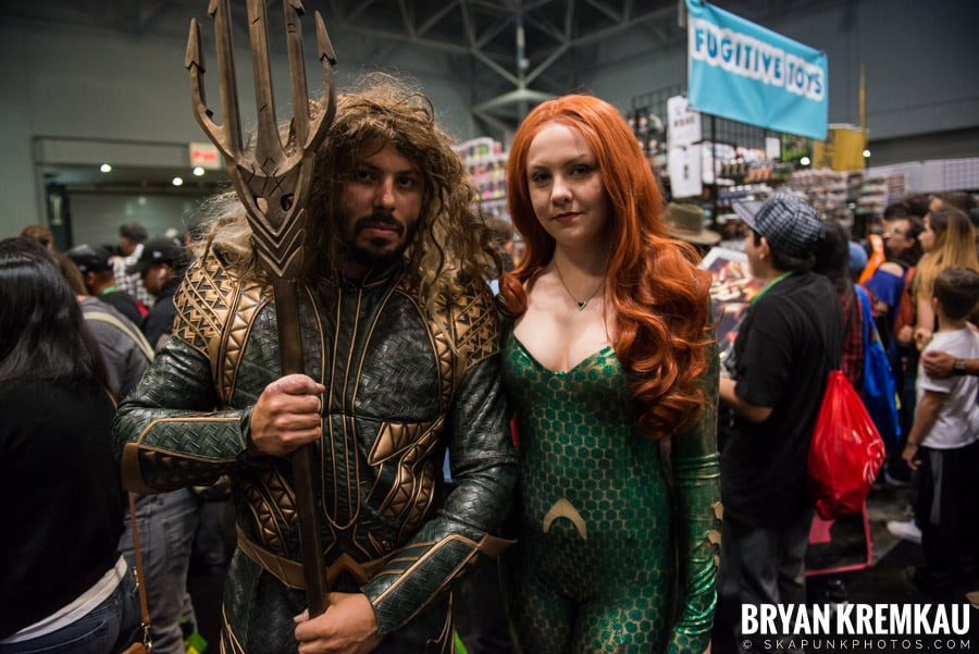 New York Comic Con: Thursday, October 5th, 2017 (26)
