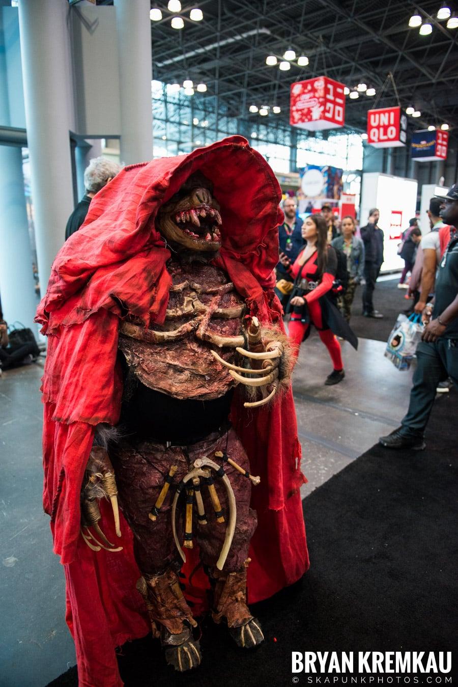 New York Comic Con: Thursday, October 5th, 2017 (24)