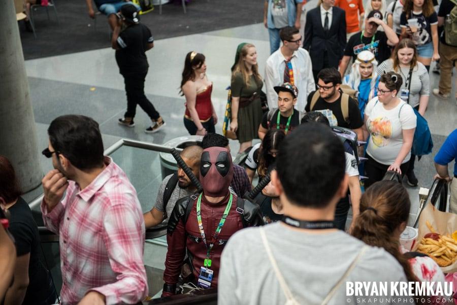 New York Comic Con: Thursday, October 5th, 2017 (23)