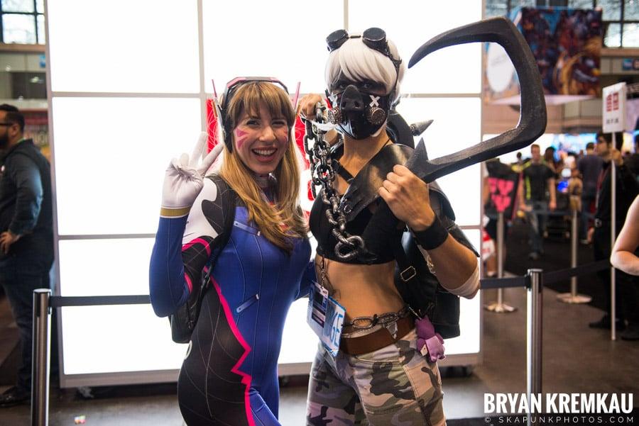 New York Comic Con: Thursday, October 5th, 2017 (16)