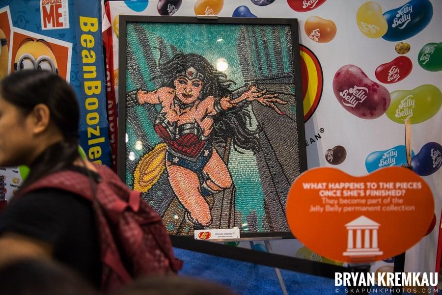 New York Comic Con: Thursday, October 5th, 2017 (14)