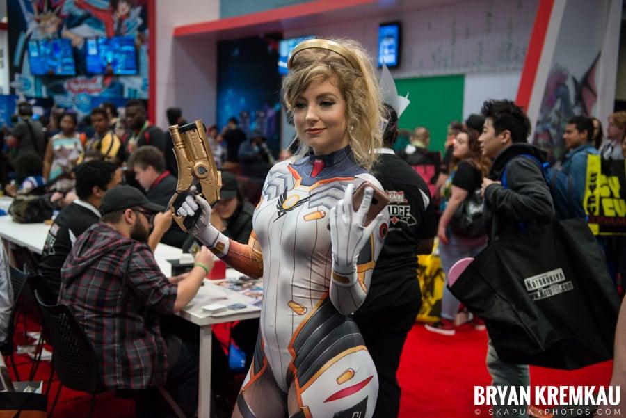 New York Comic Con: Thursday, October 5th, 2017 (13)
