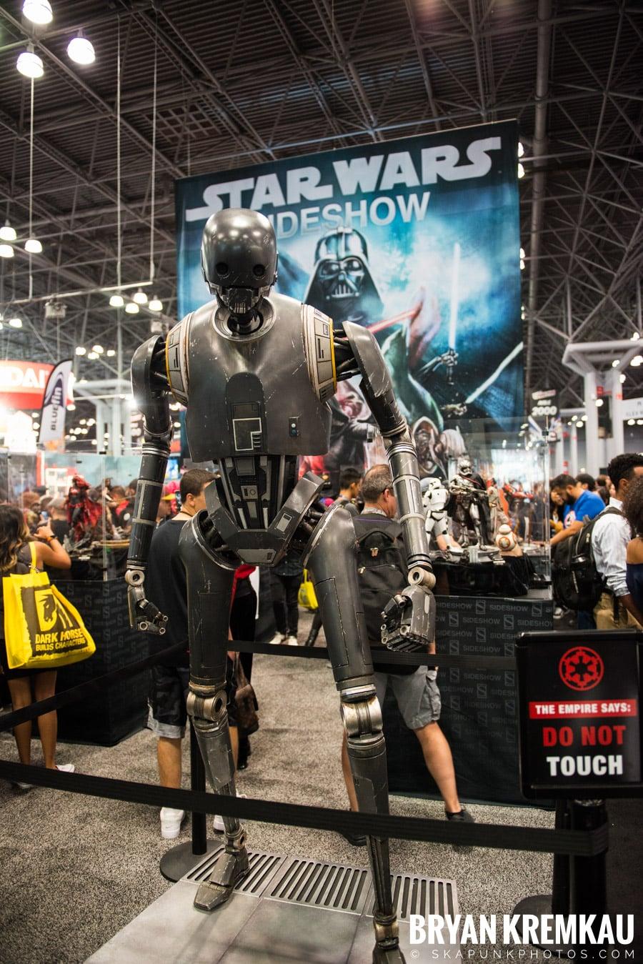 New York Comic Con: Thursday, October 5th, 2017 (7)