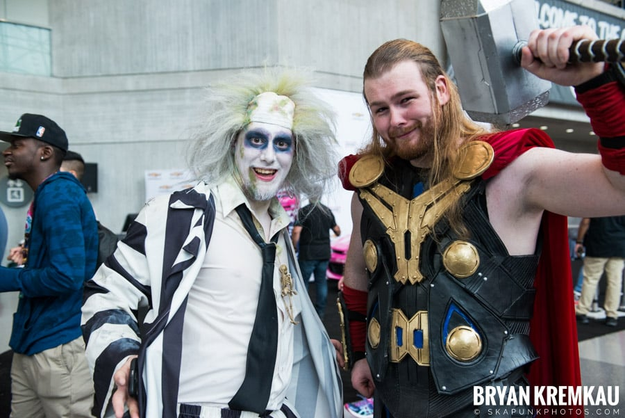 New York Comic Con: Thursday, October 5th, 2017 (1)