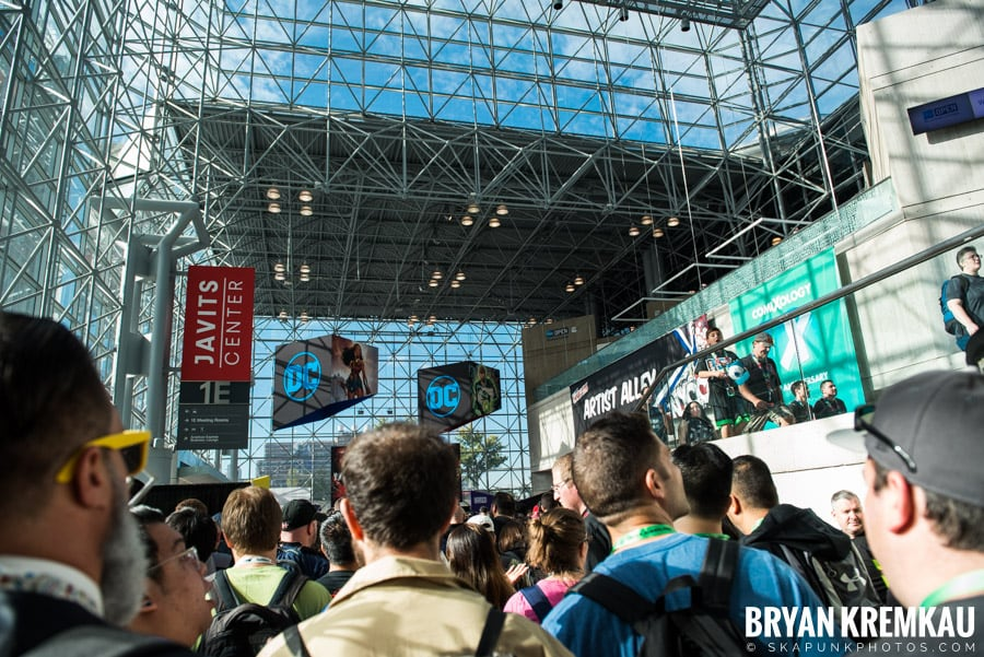 New York Comic Con: Friday, October 6th, 2017 Recap (49)
