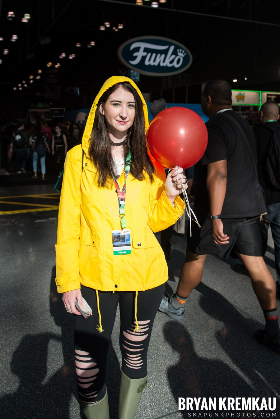 New York Comic Con: Friday, October 6th, 2017 Recap (48)