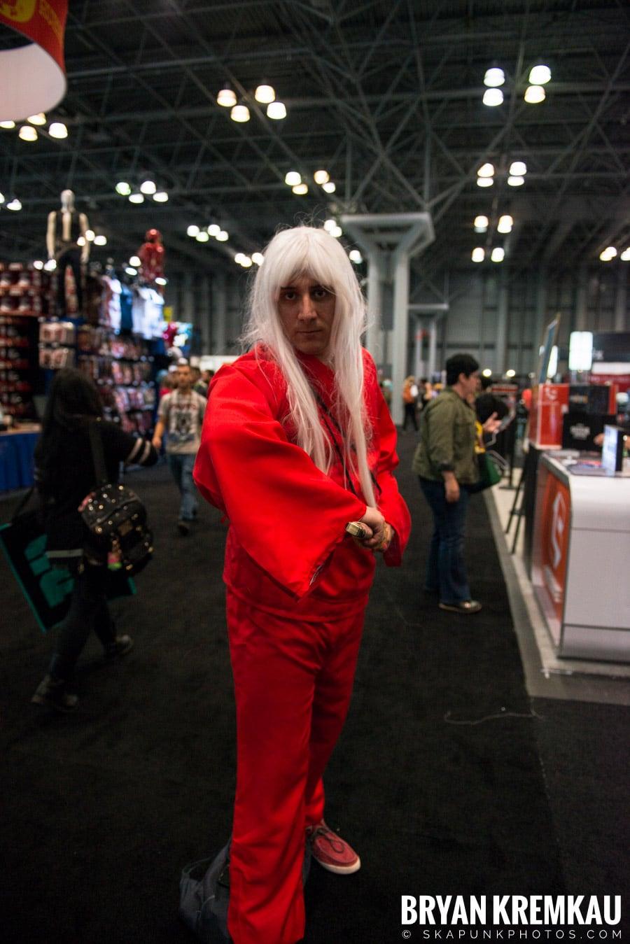 New York Comic Con: Friday, October 6th, 2017 Recap (47)