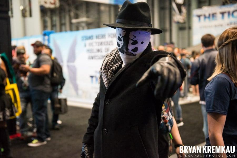 New York Comic Con: Friday, October 6th, 2017 Recap (44)