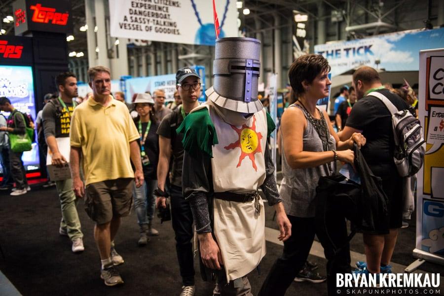 New York Comic Con: Friday, October 6th, 2017 Recap (43)