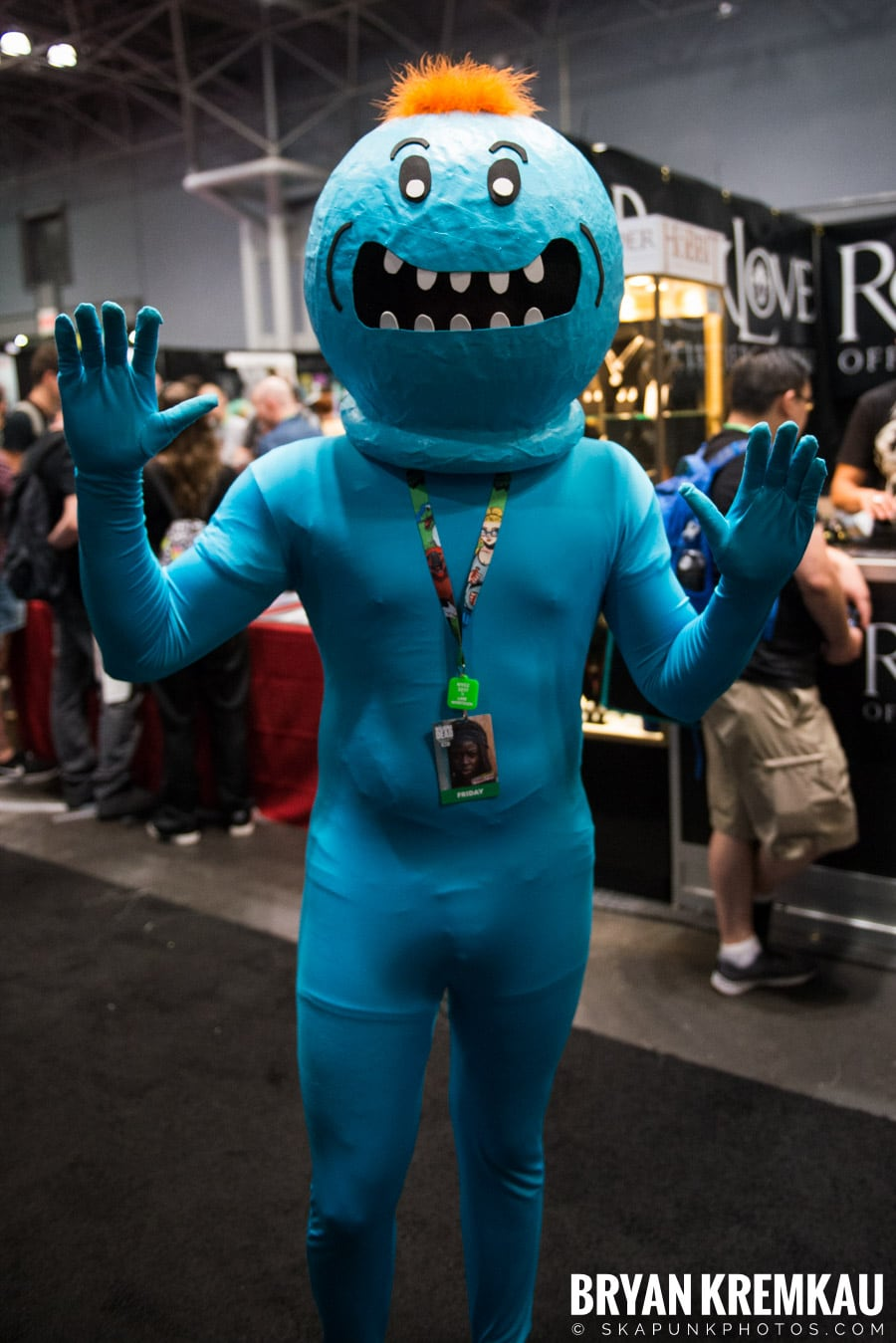 New York Comic Con: Friday, October 6th, 2017 Recap (42)