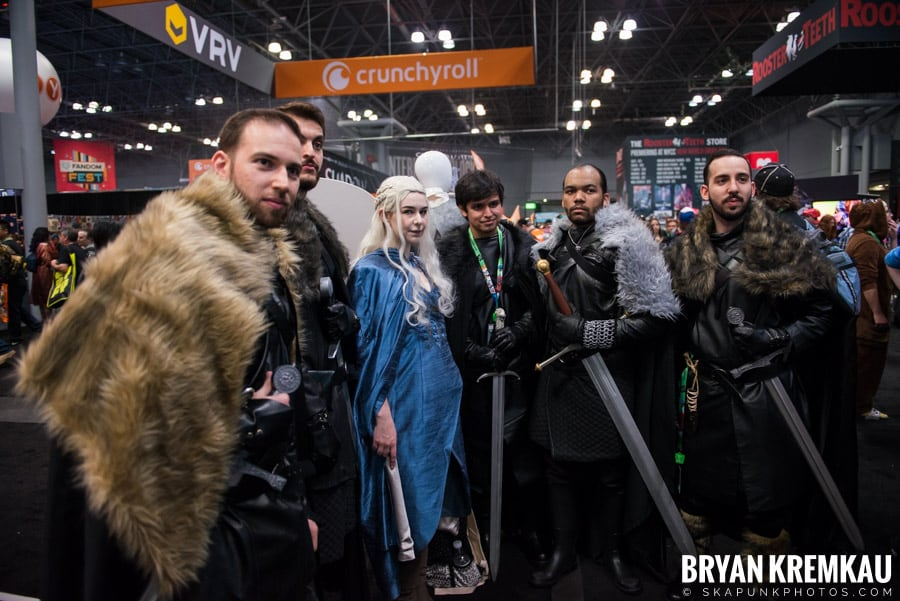 New York Comic Con: Friday, October 6th, 2017 Recap (41)