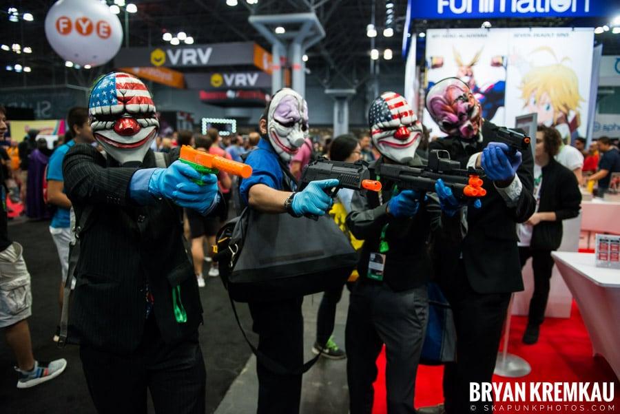 New York Comic Con: Friday, October 6th, 2017 Recap (40)