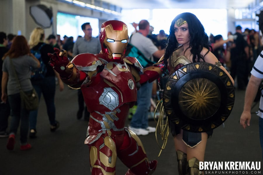 New York Comic Con: Friday, October 6th, 2017 Recap (36)