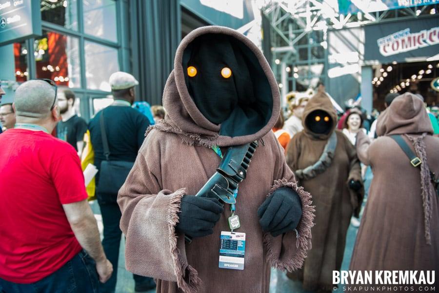 New York Comic Con: Friday, October 6th, 2017 Recap (33)