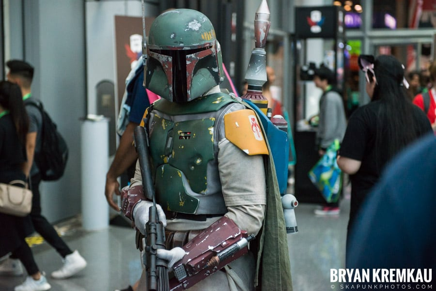 New York Comic Con: Friday, October 6th, 2017 Recap (32)