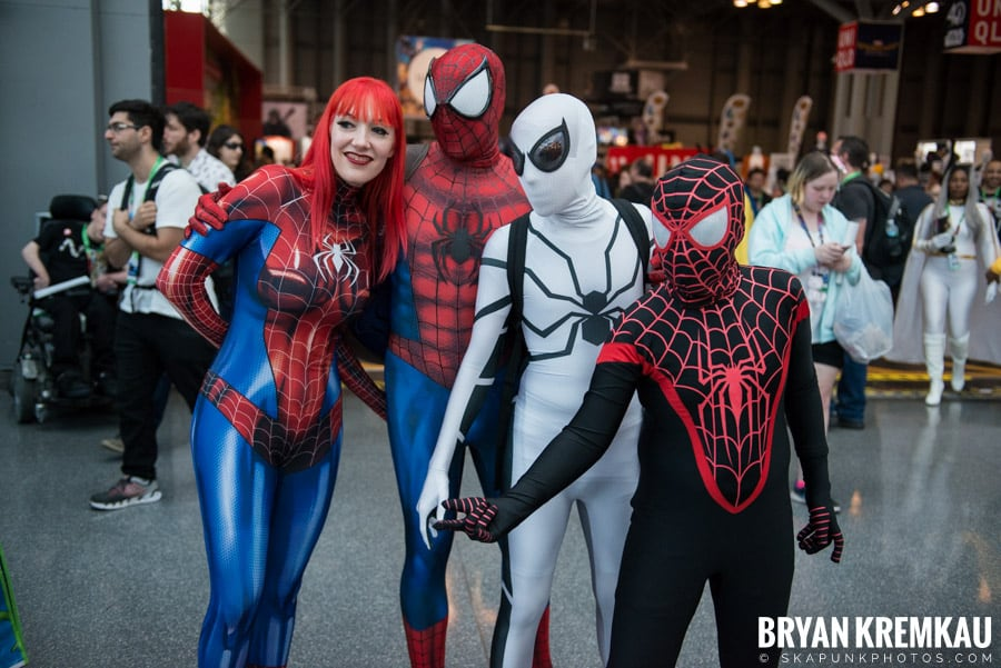 New York Comic Con: Friday, October 6th, 2017 Recap (30)