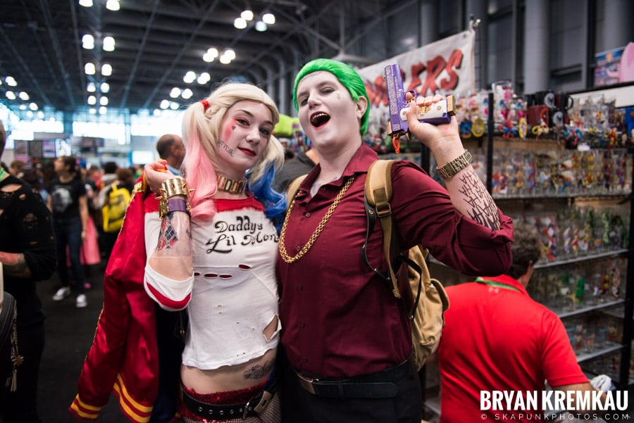 New York Comic Con: Friday, October 6th, 2017 Recap (28)