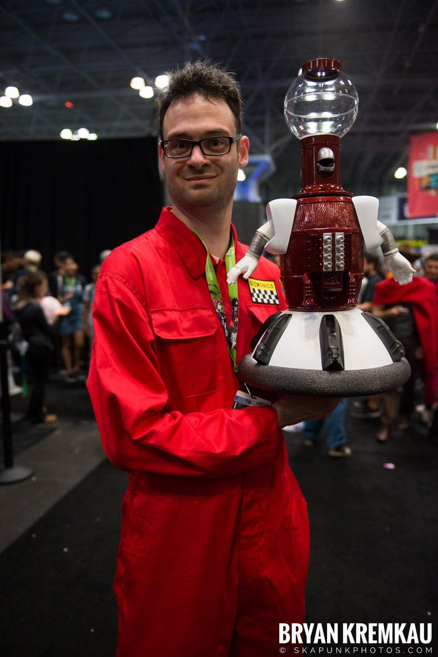 New York Comic Con: Friday, October 6th, 2017 Recap (27)