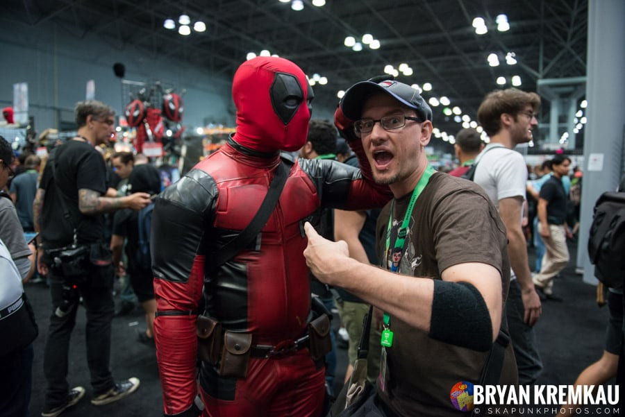 New York Comic Con: Friday, October 6th, 2017 Recap (26)