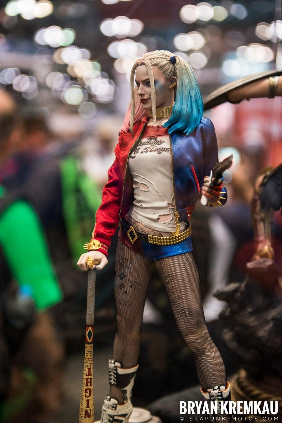New York Comic Con: Friday, October 6th, 2017 Recap (20)