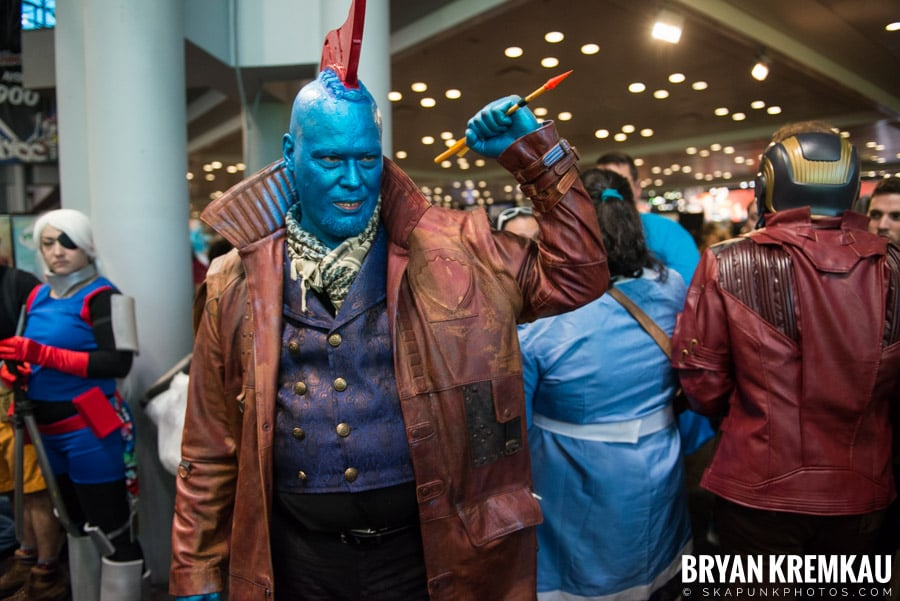 New York Comic Con: Friday, October 6th, 2017 Recap (13)