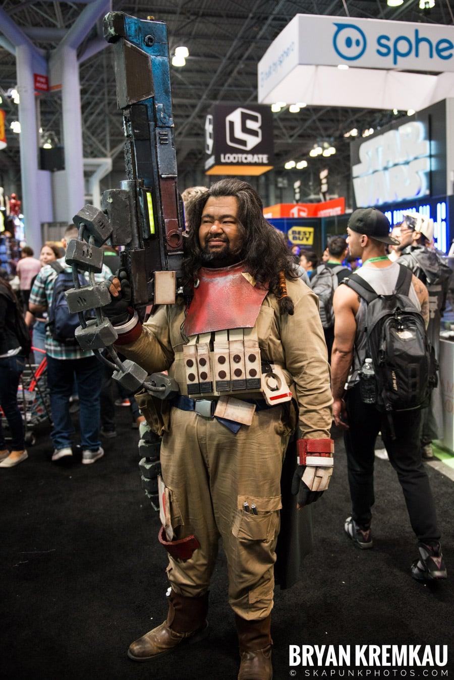 New York Comic Con: Friday, October 6th, 2017 Recap (12)