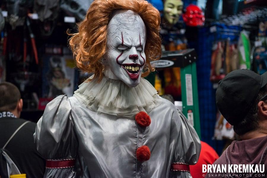 New York Comic Con: Friday, October 6th, 2017 Recap (10)
