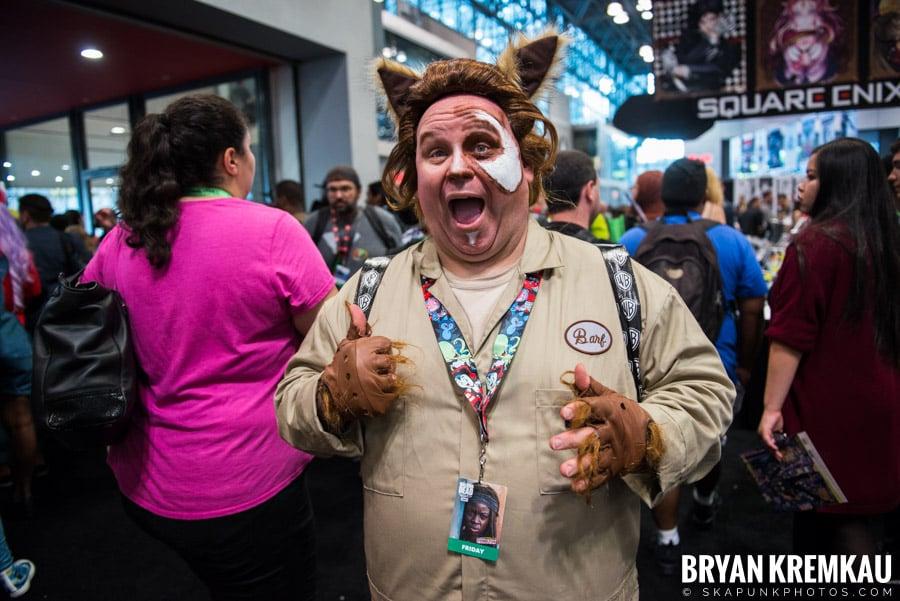 New York Comic Con: Friday, October 6th, 2017 Recap (7)