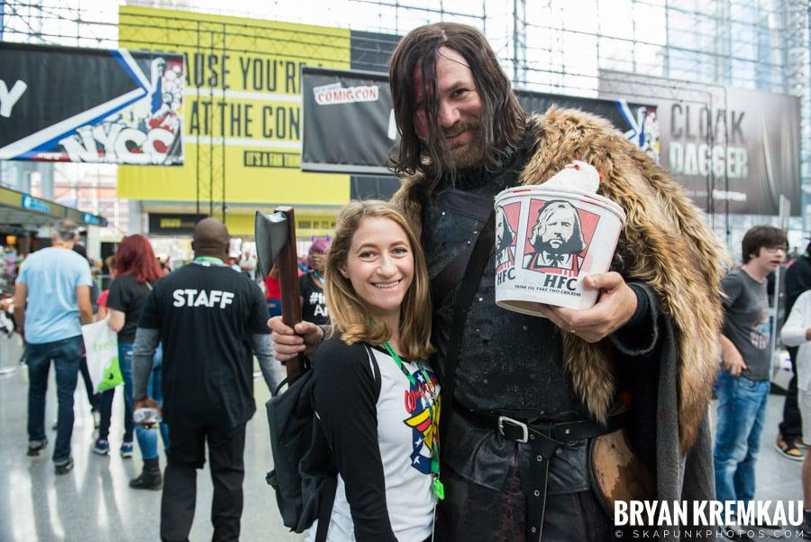 New York Comic Con: Friday, October 6th, 2017 Recap (3)
