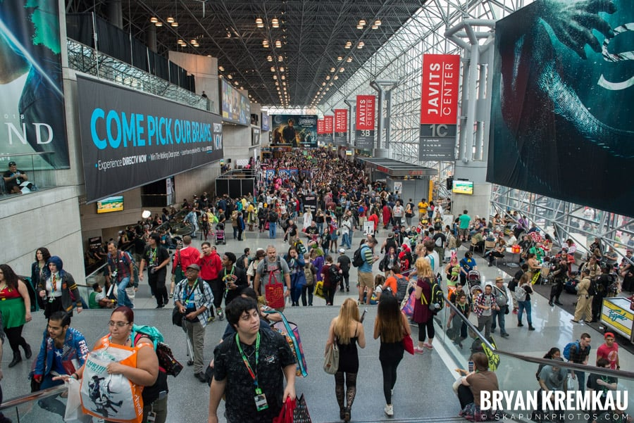 New York Comic Con: Friday, October 6th, 2017 Recap (2)
