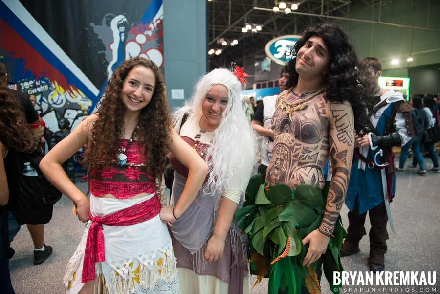 New York Comic Con: Sunday, October 7th, 2017 Recap (66)