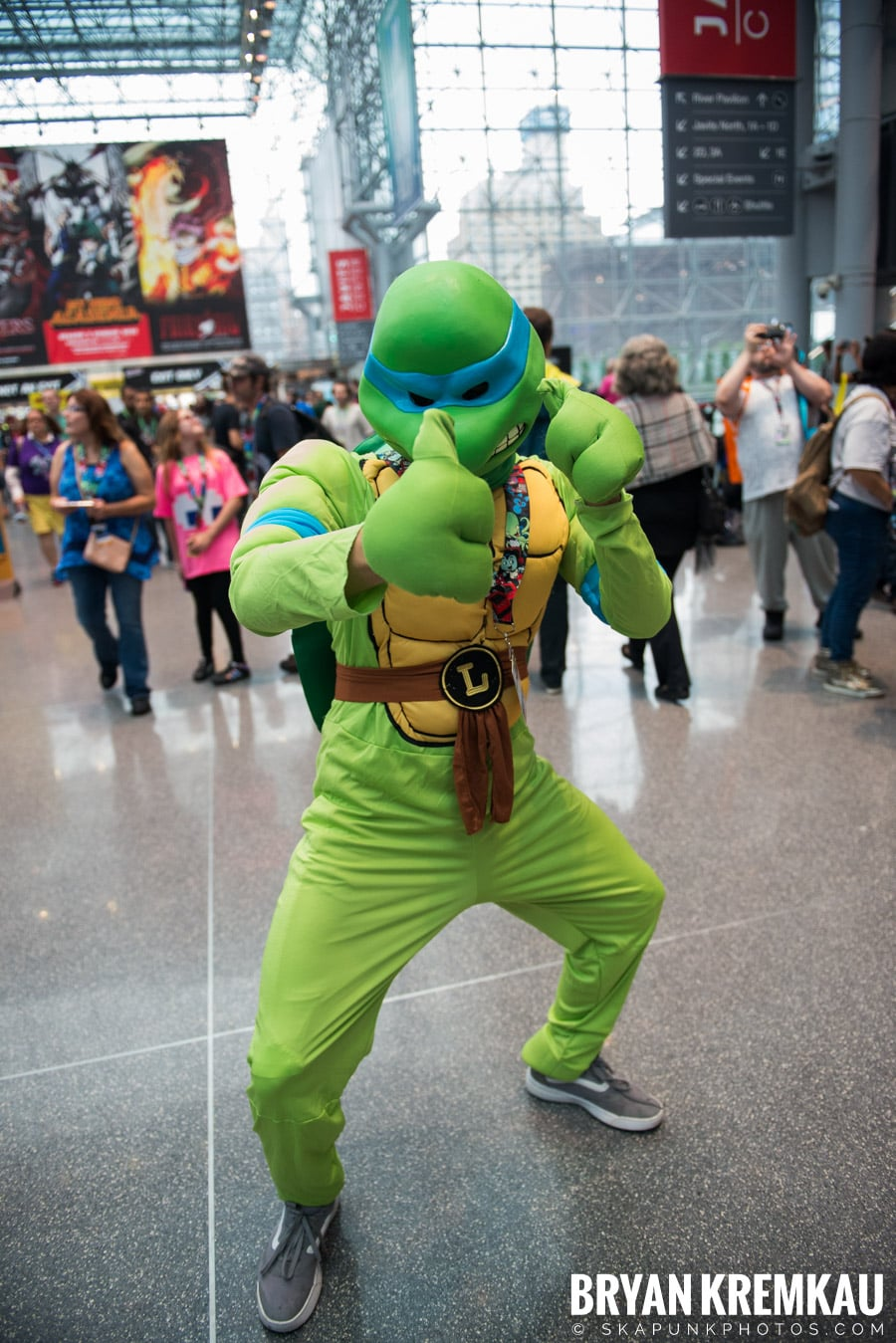 New York Comic Con: Sunday, October 7th, 2017 Recap (64)