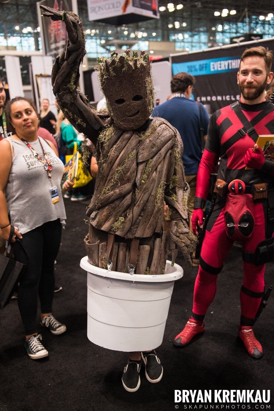 New York Comic Con: Sunday, October 7th, 2017 Recap (58)