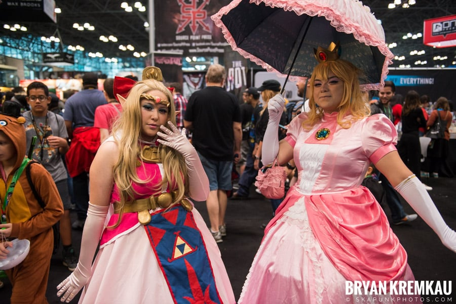 New York Comic Con: Sunday, October 7th, 2017 Recap (55)
