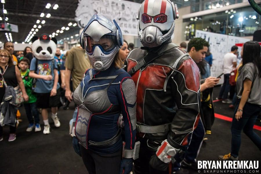 New York Comic Con: Sunday, October 7th, 2017 Recap (54)