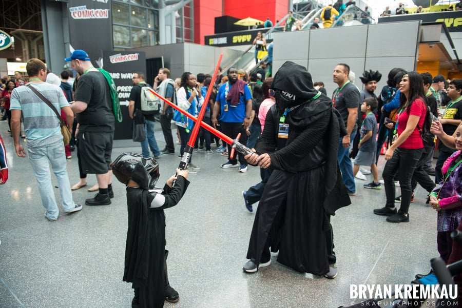 New York Comic Con: Sunday, October 7th, 2017 Recap (52)