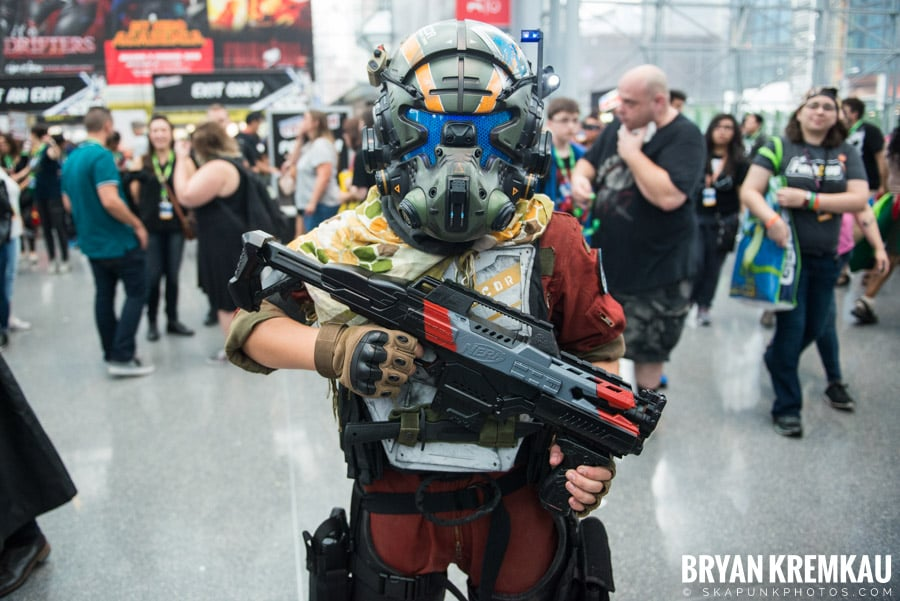 New York Comic Con: Sunday, October 7th, 2017 Recap (50)