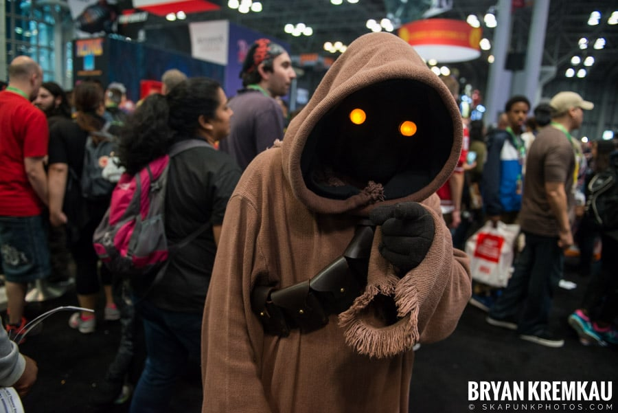 New York Comic Con: Sunday, October 7th, 2017 Recap (47)