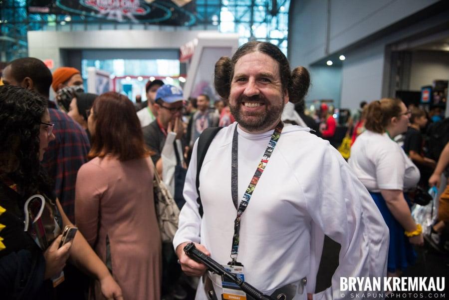 New York Comic Con: Sunday, October 7th, 2017 Recap (46)