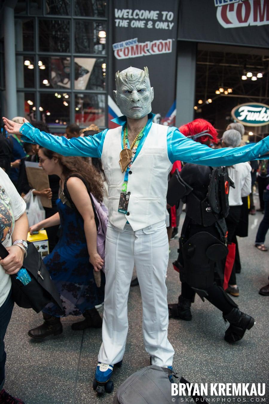 New York Comic Con: Sunday, October 7th, 2017 Recap (36)