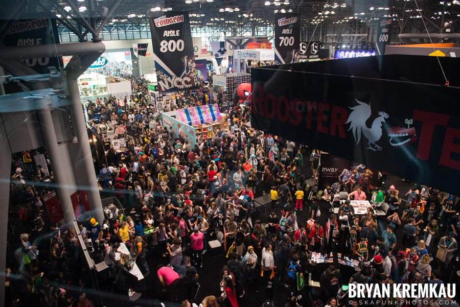 New York Comic Con: Sunday, October 7th, 2017 Recap (25)