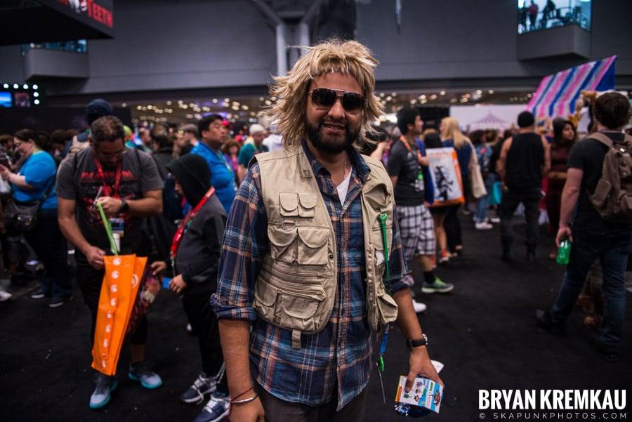 New York Comic Con: Sunday, October 7th, 2017 Recap (23)