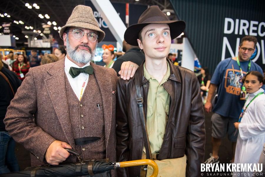 New York Comic Con: Sunday, October 7th, 2017 Recap (22)