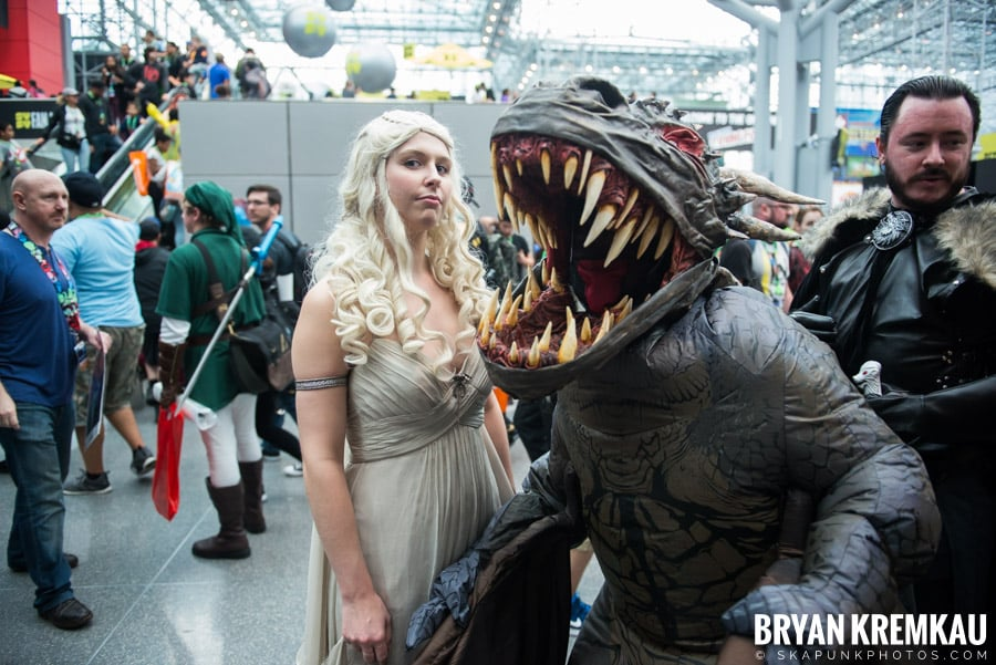 New York Comic Con: Sunday, October 7th, 2017 Recap (21)